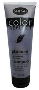 Shikai Color Reflect Platinum Shampoo