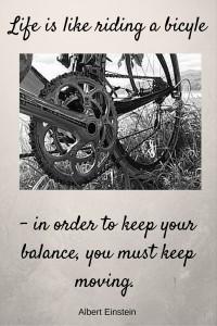 keep balance quote
