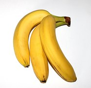 fiber in bananas