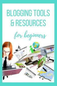 blogging tools and resources for beginners