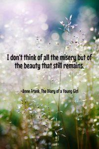 Ann Frank quote