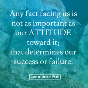 Norman Vincent Peale quote