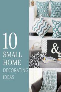 small home decor ideas