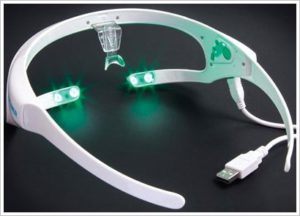 ReTimer light therapy glasses