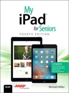 ipad for seniors book