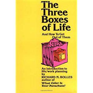 Three boxes of life