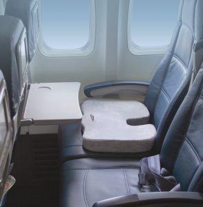 plane seat cushion