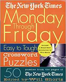 Monday to Friday puzzles