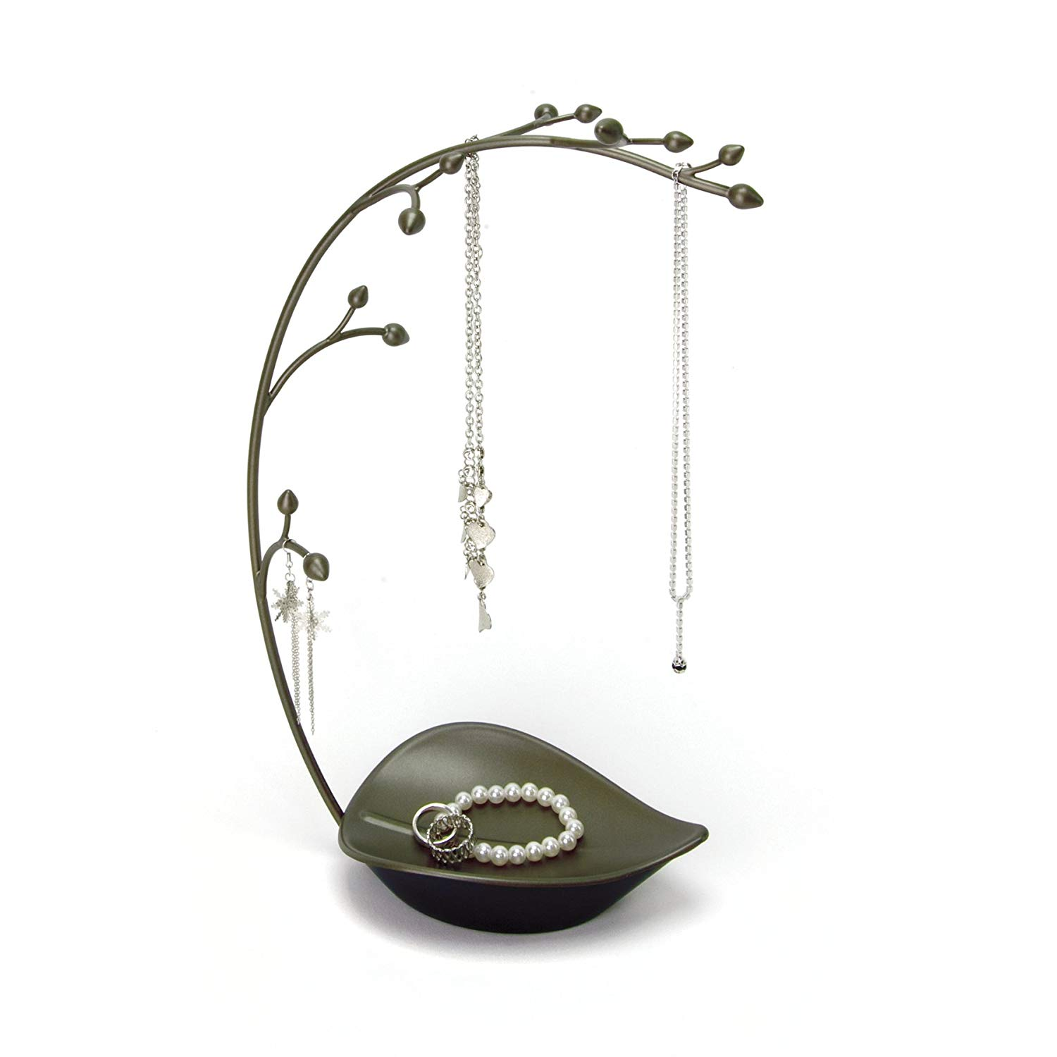 Jewelry holding tree stand
