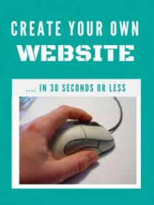 build a website in WordPress