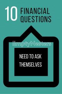 10 financial questions
