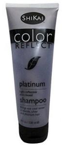 Shikai Color Reflect Platinum Shampoo