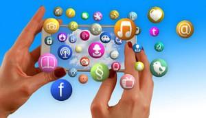 adult chldren and social media