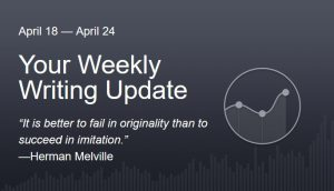 Grammarly weekly report