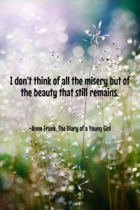 Ann Frank quote