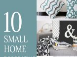 small home decor ideas