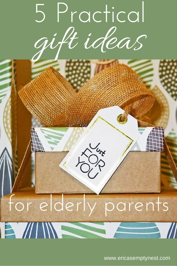 gift ideas for elderly parents
