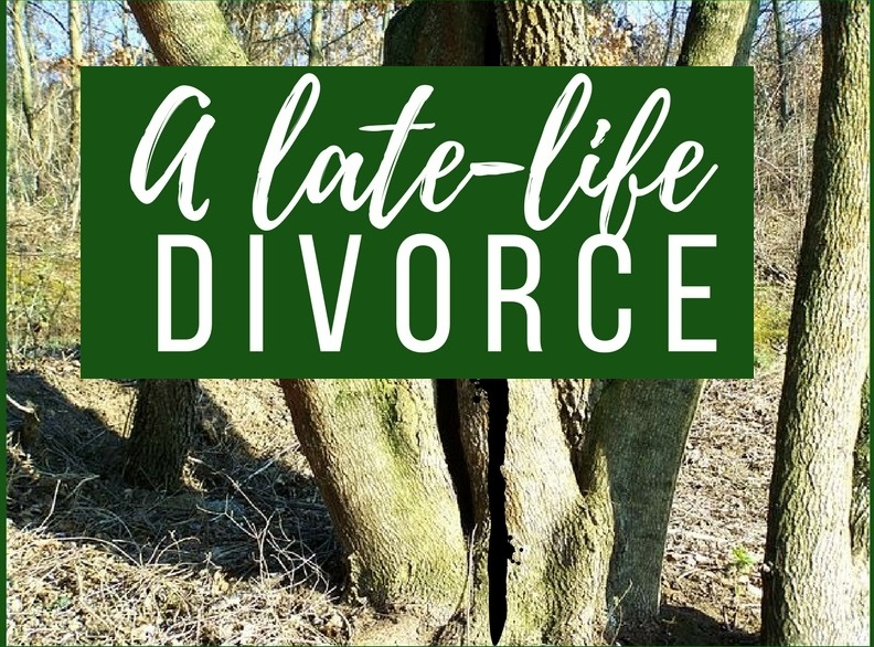 late life divorce